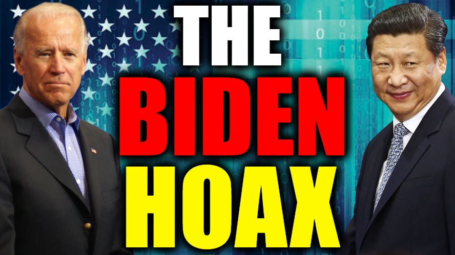 The Biden Hoax: How Fake News, Big Tech, & Corrupt Gov't Are Betraying America!
