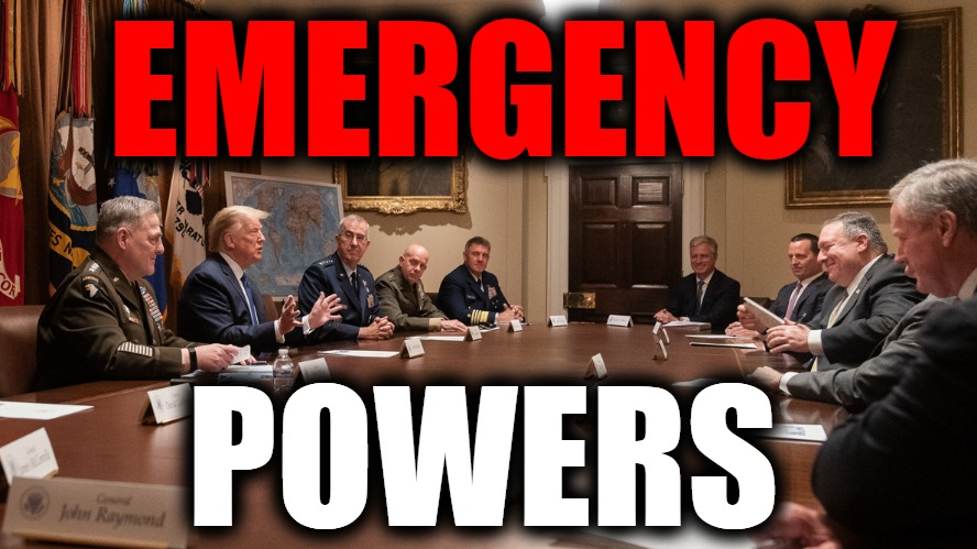 Emergency Powers!