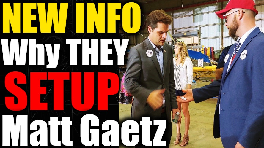 Benghazi Whistleblower Explains The Truth About Why Biden's DOJ Setup Matt Gaetz & Much More…