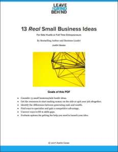 13 Real Small Business Ideas