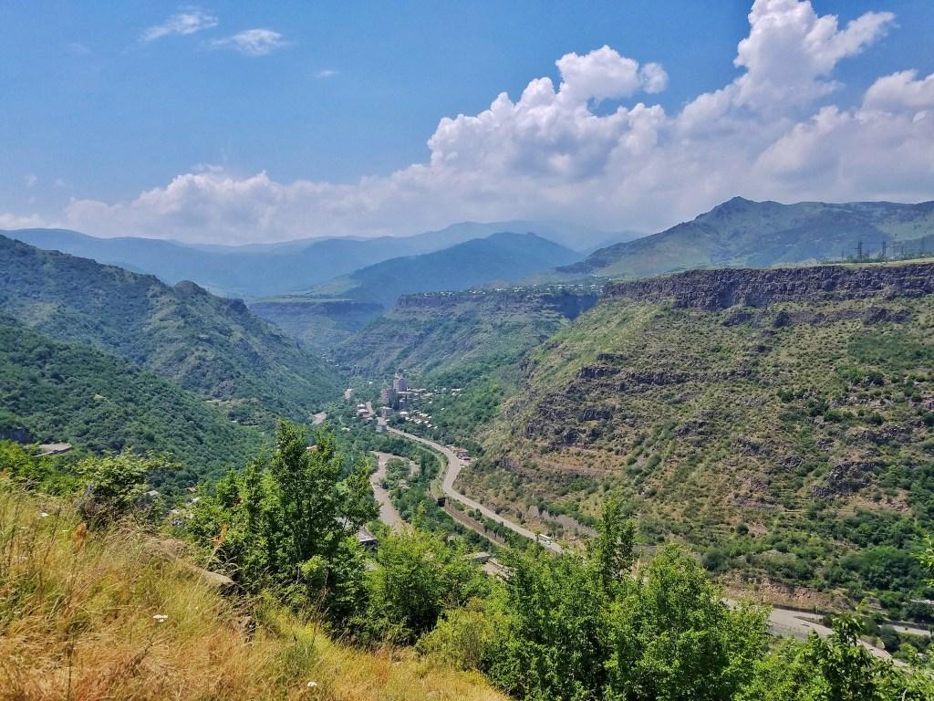 debed canyon armenia