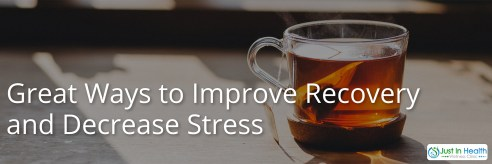 Ways to Improve Stress Recovery