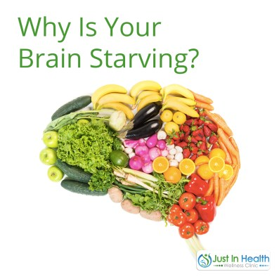 Why Brain Is Starving