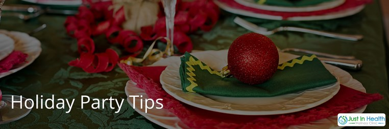 Holiday Party Tips