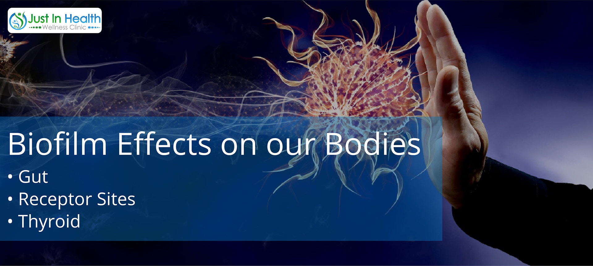 The effects of Biofilm on the body