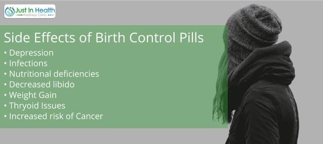 Birth Control Pills Side Effects