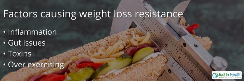 Factors Causing Weight Loss Resistance
