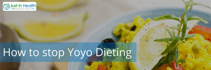 How to Stop Yoyo Dieting