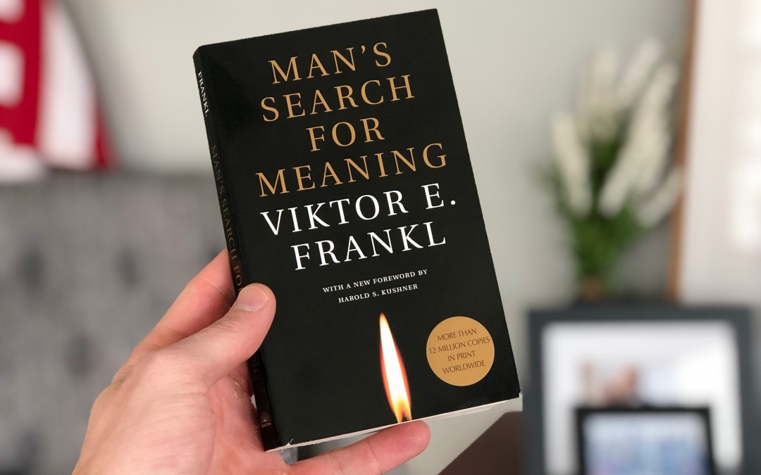 Book Notes: Man's Search For Meaning