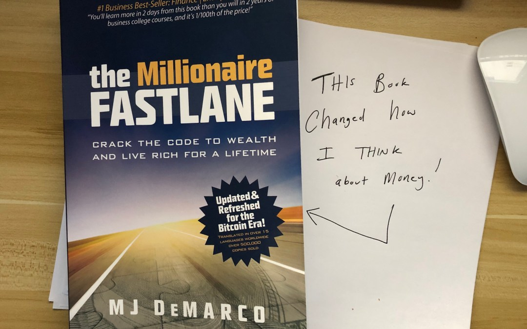 Book Notes: The Millionaire Fastlane