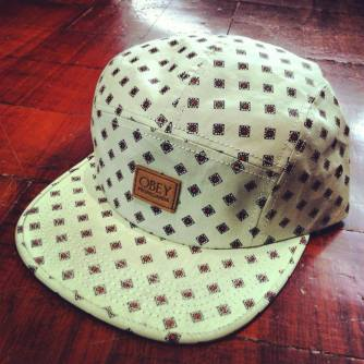 OBEY Stately 5 Panel
