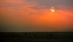 African Sunset - No Simba Though...