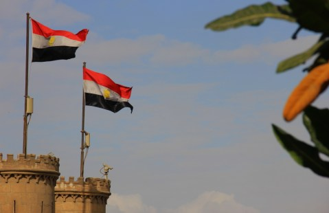 Flags Over the Citadel
