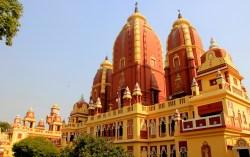 Laxmi Narayan Temple (Hindu) - Delhi, India