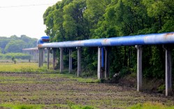 Clean Water Pipeline: the ONLY way to get water (still don't drink it)!