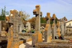 Cemetery in Baigts-de-Béarn
