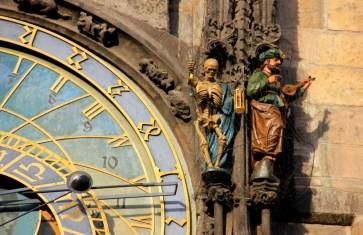 Prague, Czech - Astronomical Clock