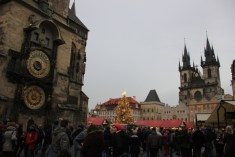Prague, Czech - Staromestske Namesti (Old Town Square)
