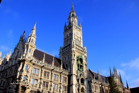 Munich, Germany - New Town Hall