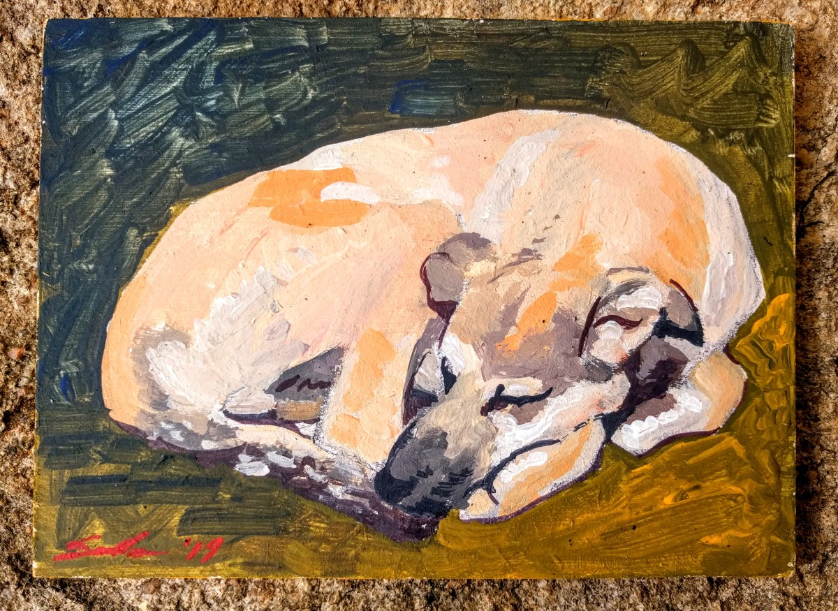 2 - Paintings - Baloo