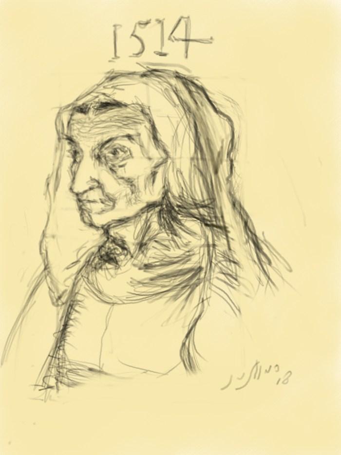 Série: Faça como os velhos mestres (no iPad): Rubens e Dürer