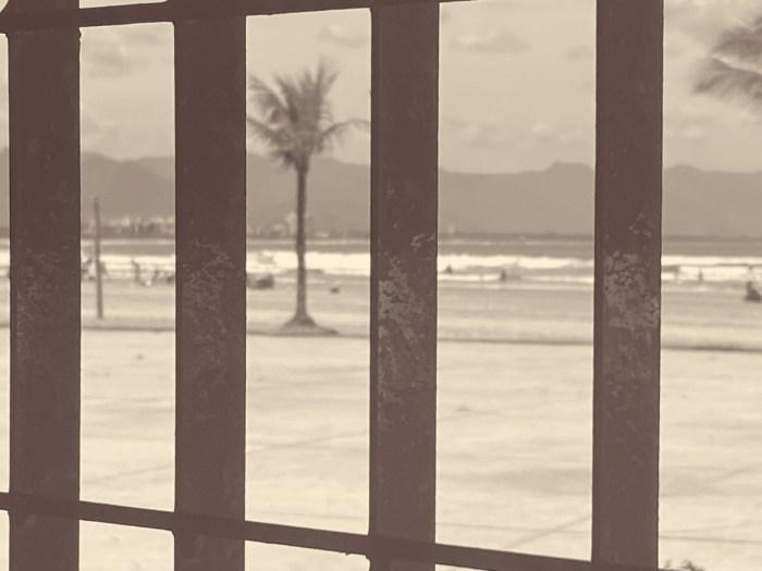 Paisagens contemporâneas: beira-mar