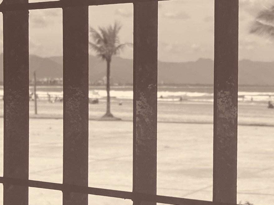 """""""Beira-mar - 4"""", Justino, Fotografia digital, 2021."""