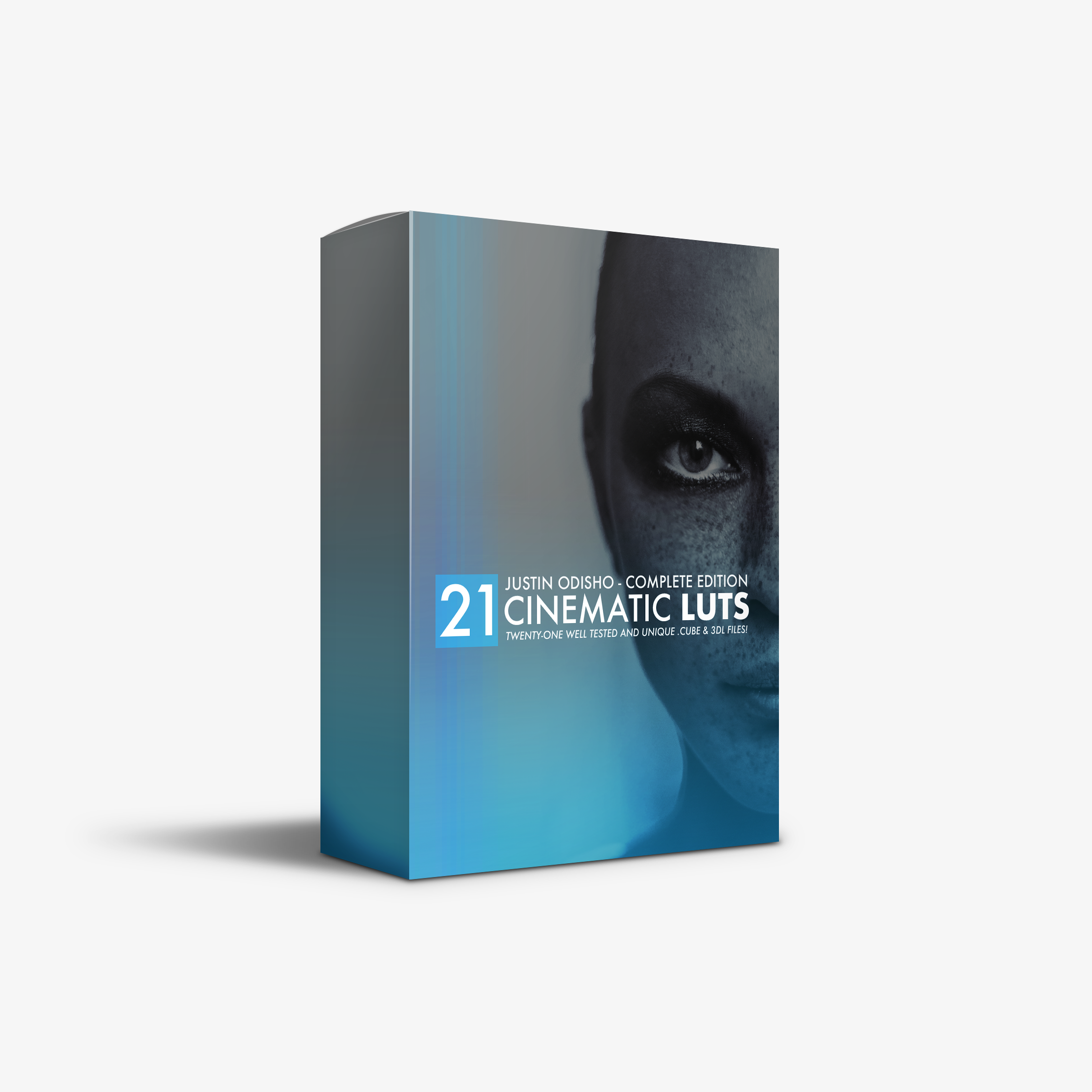 Justin Odisho Cinematic LUTs Pack