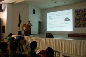 A talk on Ethical Hacking