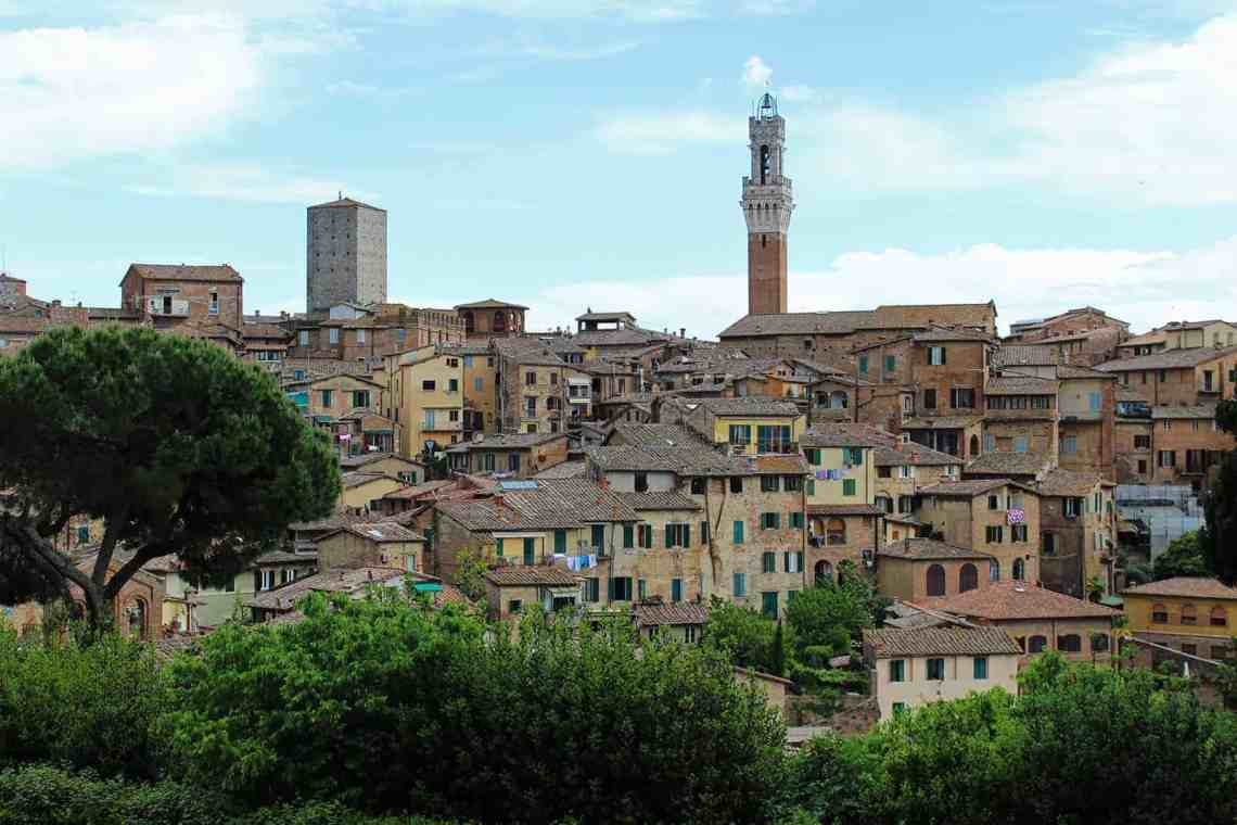Tour of Tuscany with Florencetown - Siena, Italy