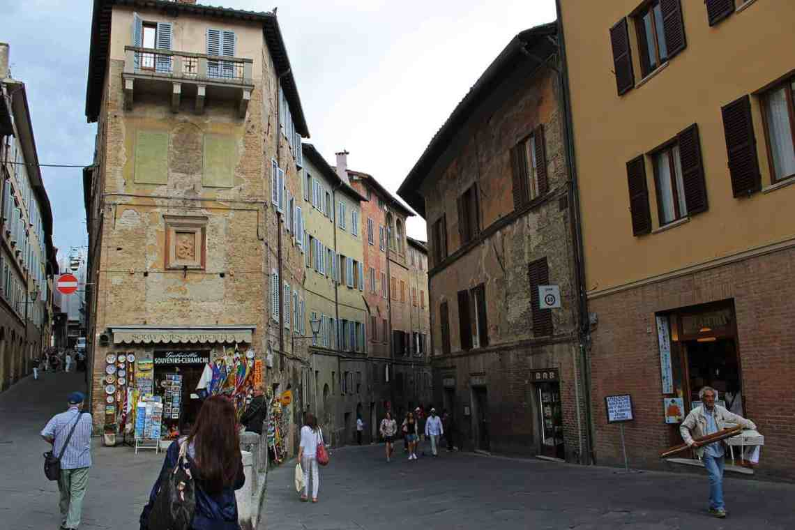 Tour of Tuscany with Florencetown: Siena, Italy