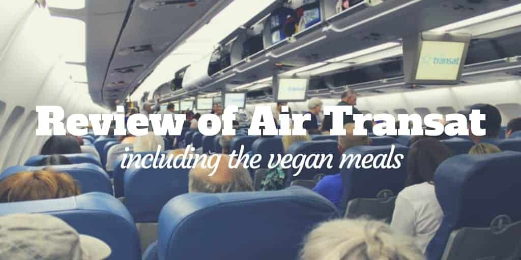 Review of Air Transat
