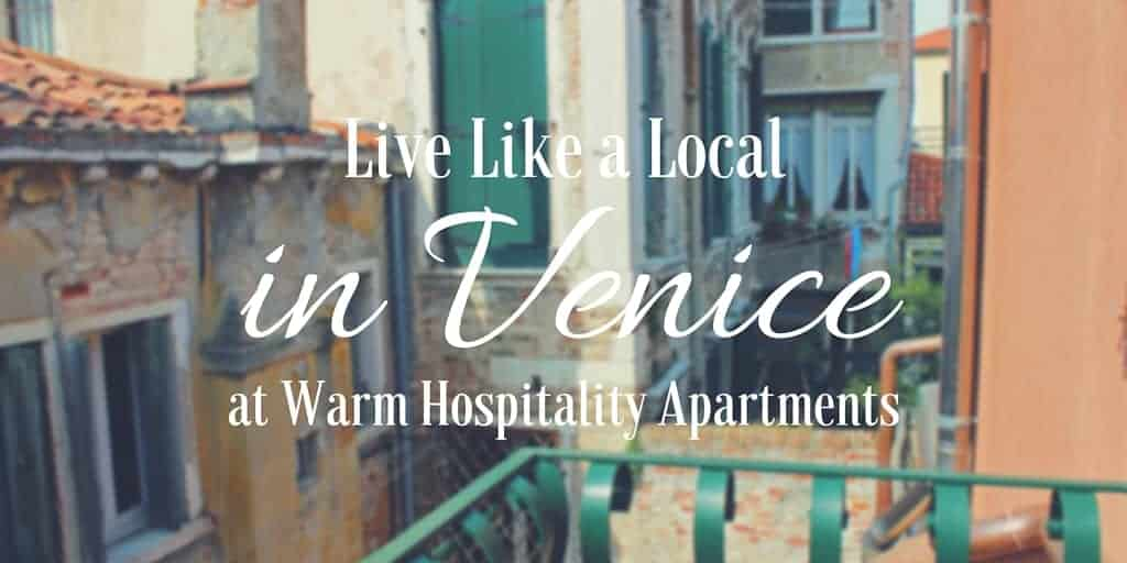 Warm Hospitality Apartments Venice