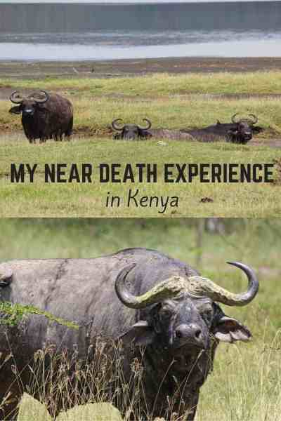 My Near Death Experience in Kenya