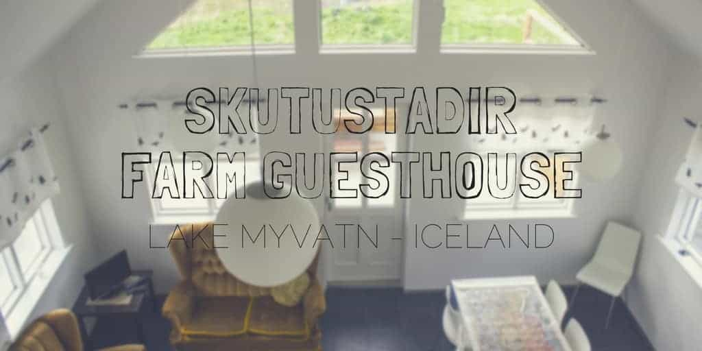 Skutustadir Farm Guesthouse Myvatn Iceland