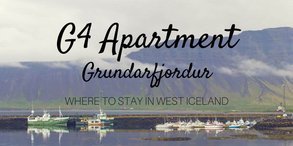 G4 Apartment Grundarfjordur – Where to Stay in West Iceland