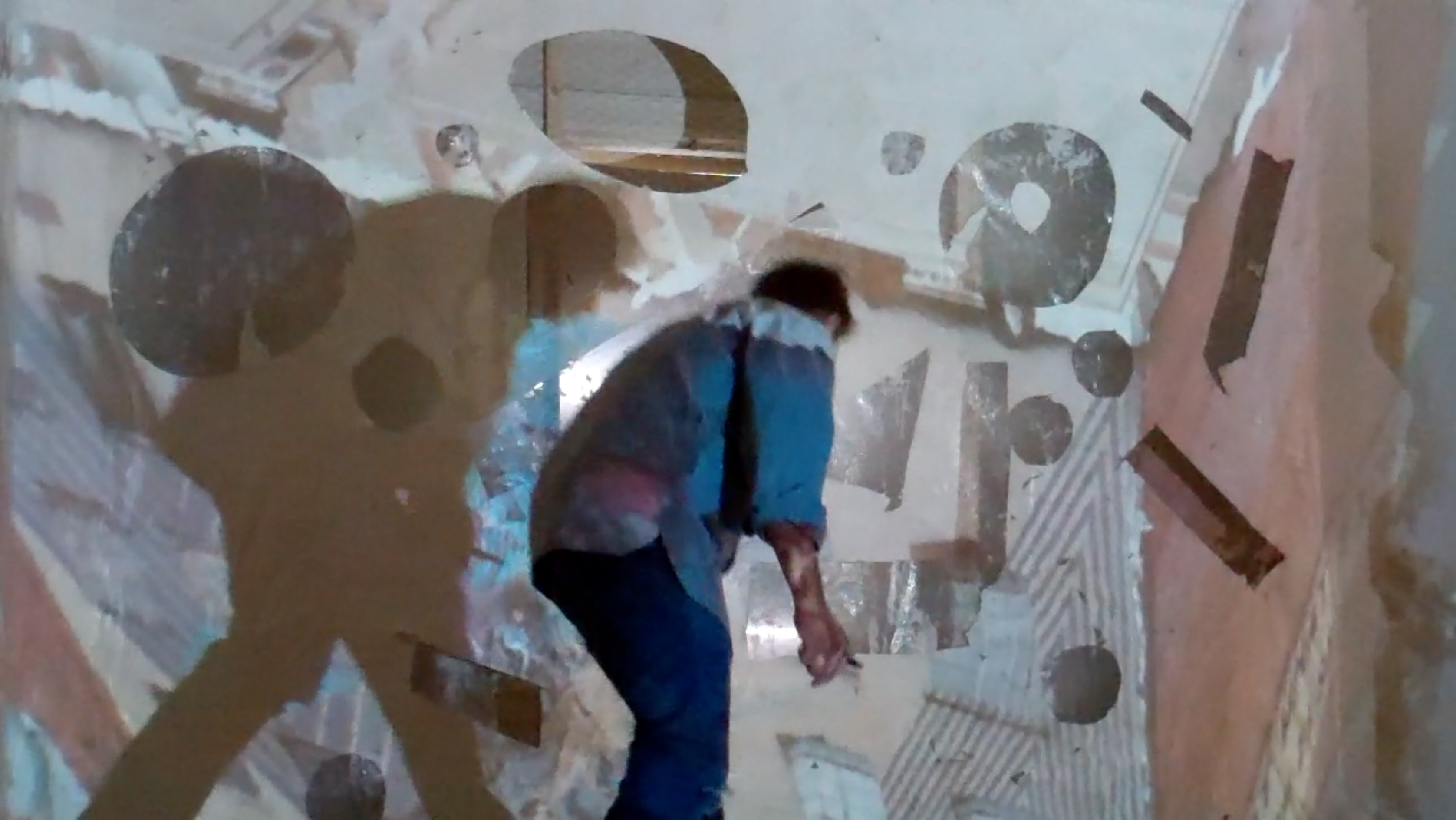 Artist Justin Wood - Art Hotel Video Screenshot