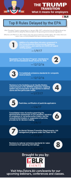 Top 8 EPA Rules Delayed Infographic_JS