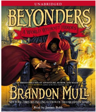Beyonders: A World Without Heroes Book Review