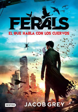 Ferals Alternate Book Cover