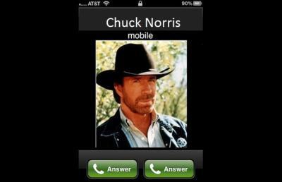 chuck calls