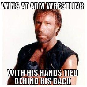 norris arm wrestling