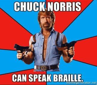 norris braille