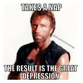 norris depression