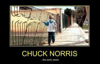 norris early years