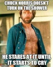 norris shower