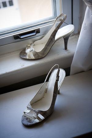 My Calvin Klein Heels