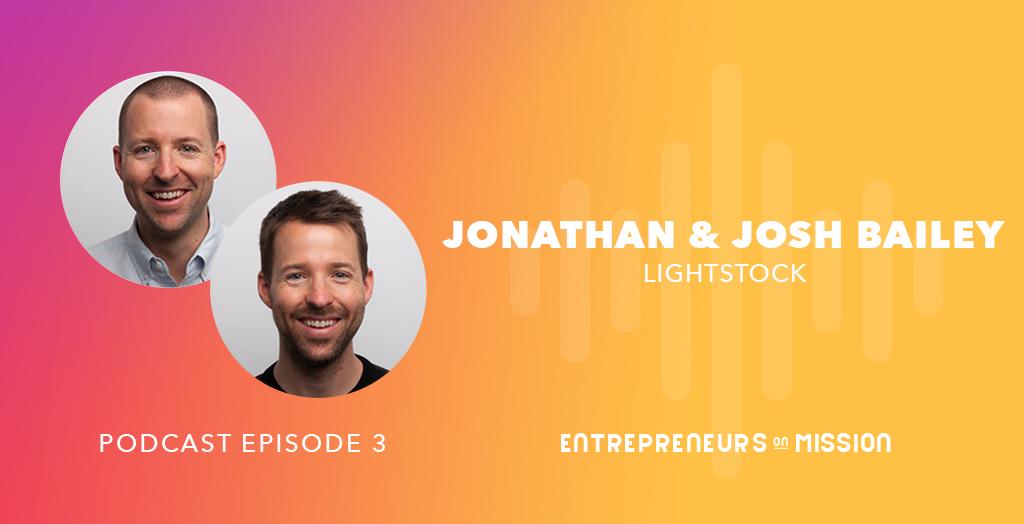 Lightstock: Jonathan & Josh Bailey
