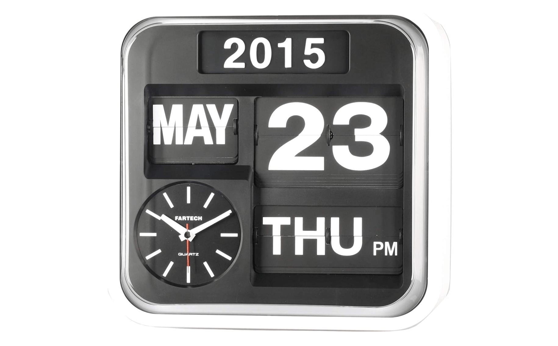 Fartech Retro Clock