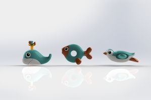 SplashPlay water toy design